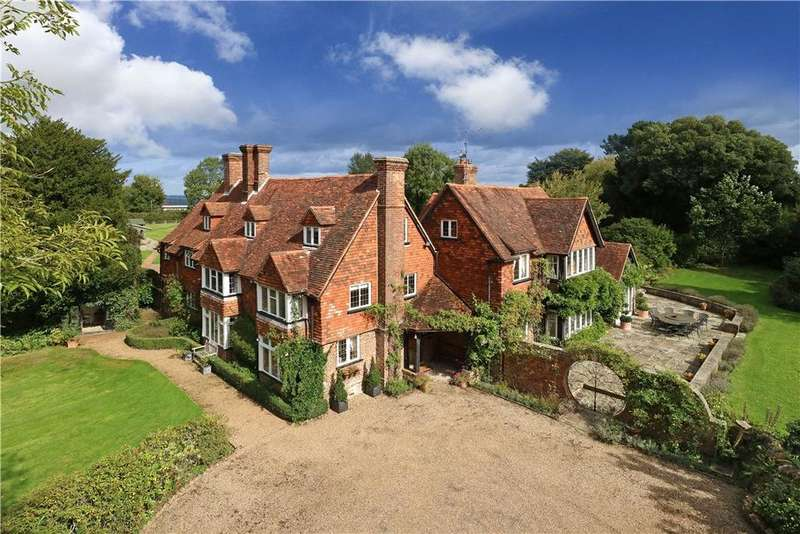 8 Bedrooms Detached House for sale in Gedges Hill, Matfield, Tonbridge, Kent, TN12