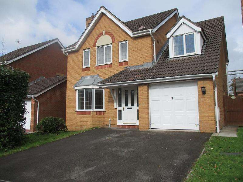4 Bedrooms Detached House for sale in Llys Castell , Margam, Port Talbot, Neath Port Talbot.