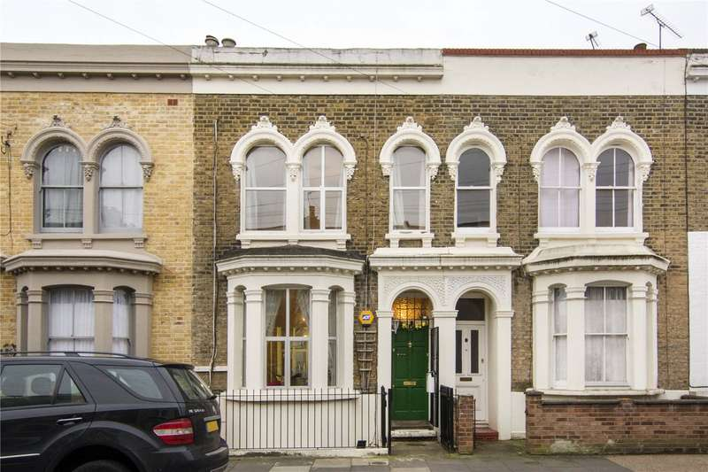 5 Bedrooms House for sale in Strahan Road, Bow, London, E3