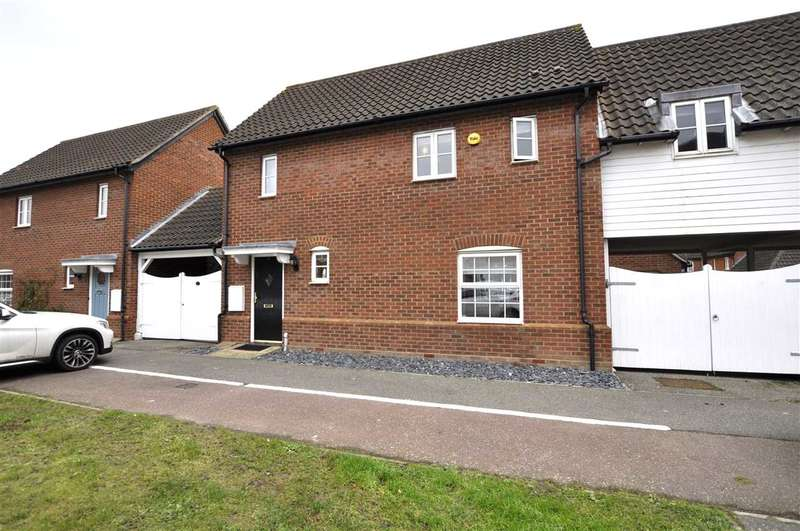 2 Bedrooms Link Detached House for sale in Barrow Chase, Chelmsford