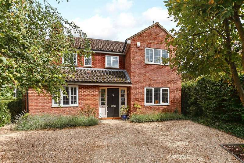 4 Bedrooms Detached House for sale in Linkside Avenue, Oxford