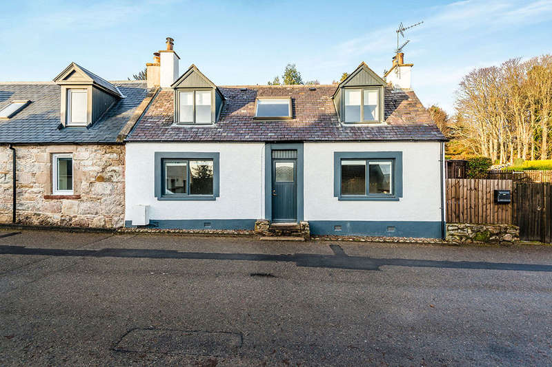 4 Bedrooms Detached House for sale in Assynt Street, Evanton, Dingwall, IV16
