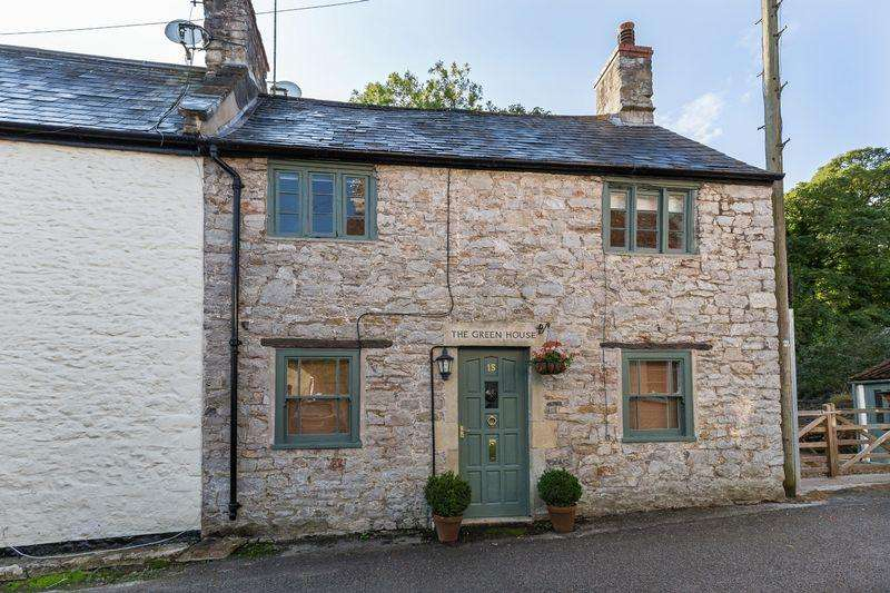 2 Bedrooms Terraced House for sale in Horn Street, Frome