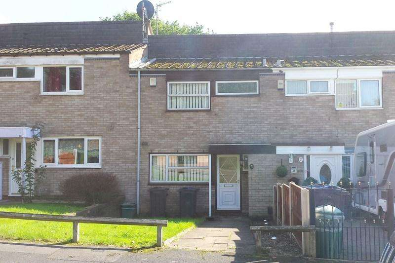 2 Bedrooms Terraced House for sale in Near Lands Close, Quinton, Birmingham