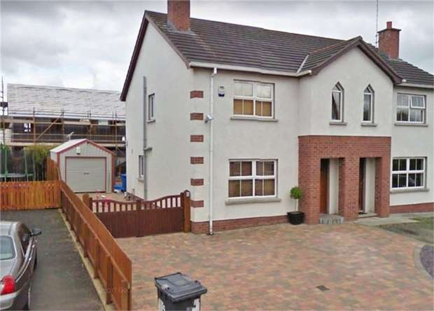 3 Bedrooms Semi Detached House for sale in Maloon Court, Cookstown, County Tyrone