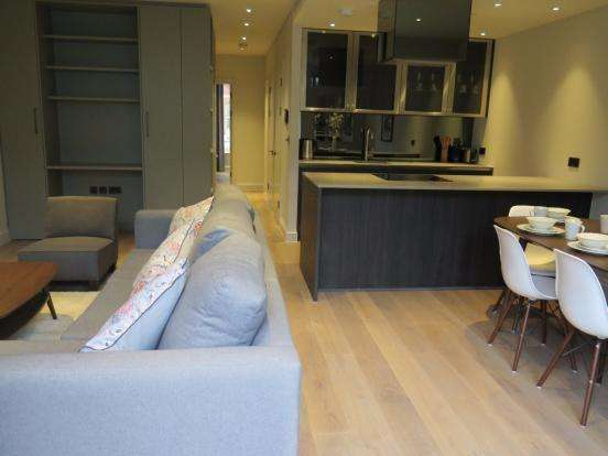 2 Bedrooms Flat for sale in The Lincolns, Gray's Inn Road