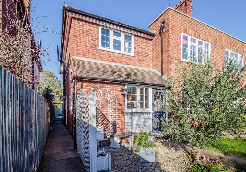 3 Bedrooms Maisonette Flat for sale in Teddington