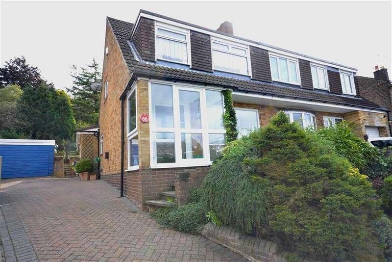 2 Bedrooms Semi Detached House for sale in Acaster Drive, Garforth, Leeds, LS25