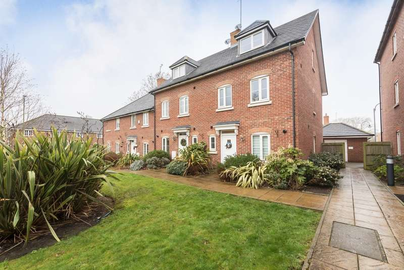 4 Bedrooms Town House for rent in Frogmore St. Albans AL2