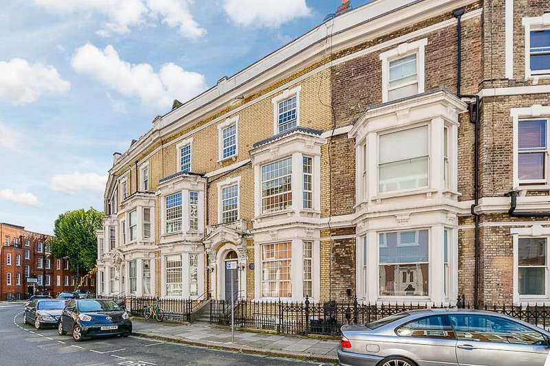2 Bedrooms Flat for sale in Beaumont Crescent, London, W14