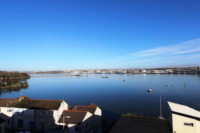 2 Bedrooms Flat for sale in Fore Street, Torpoint
