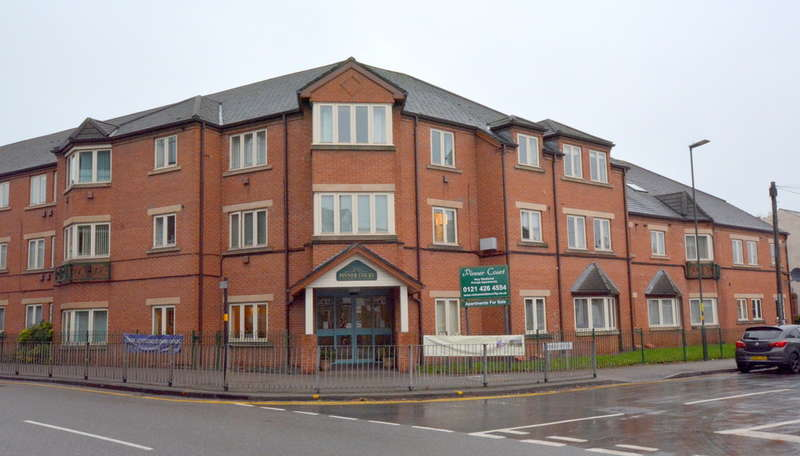 2 Bedrooms Flat for sale in High Street, Harborne
