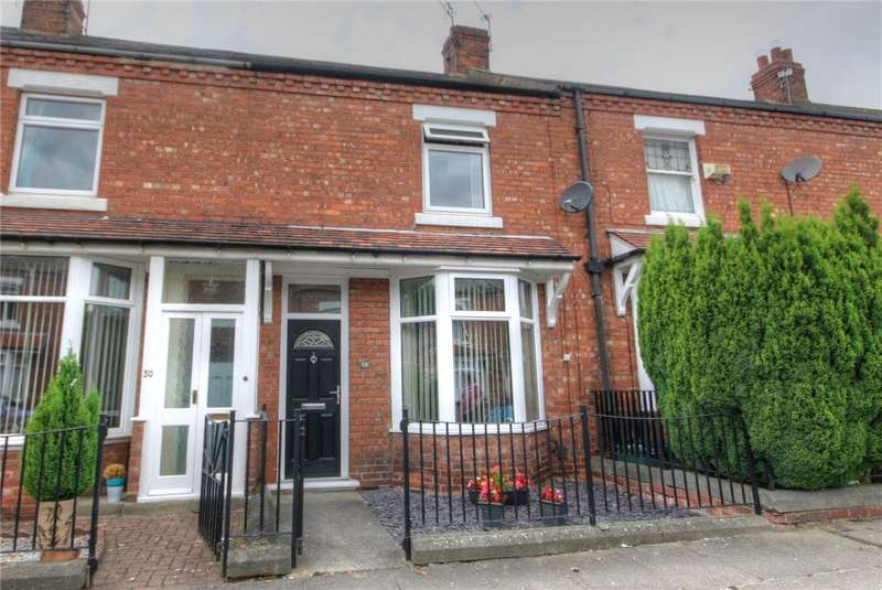 2 Bedrooms Terraced House for sale in Olympic Street, Darlington, DL3
