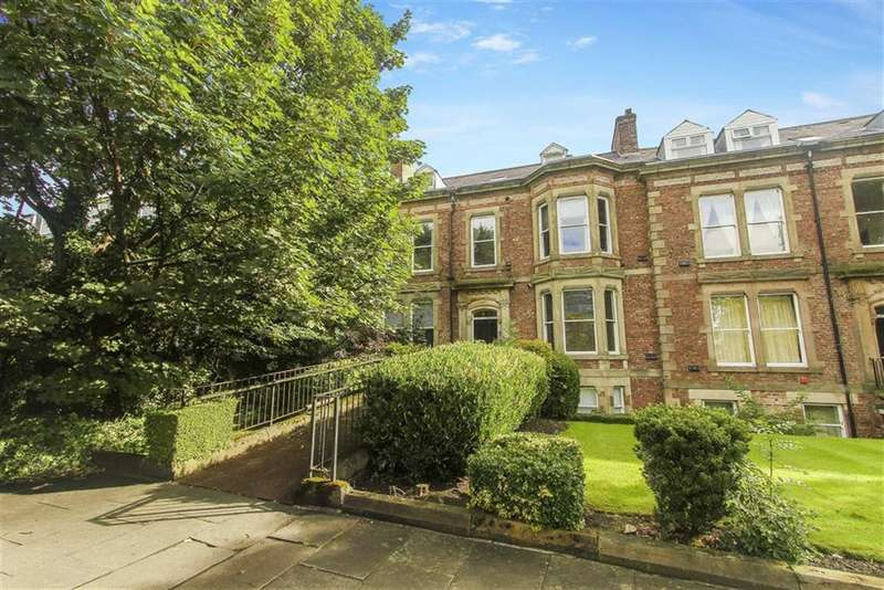 3 Bedrooms Flat for sale in Osborne Terrace, Jesmond, Newcastle Upon Tyne