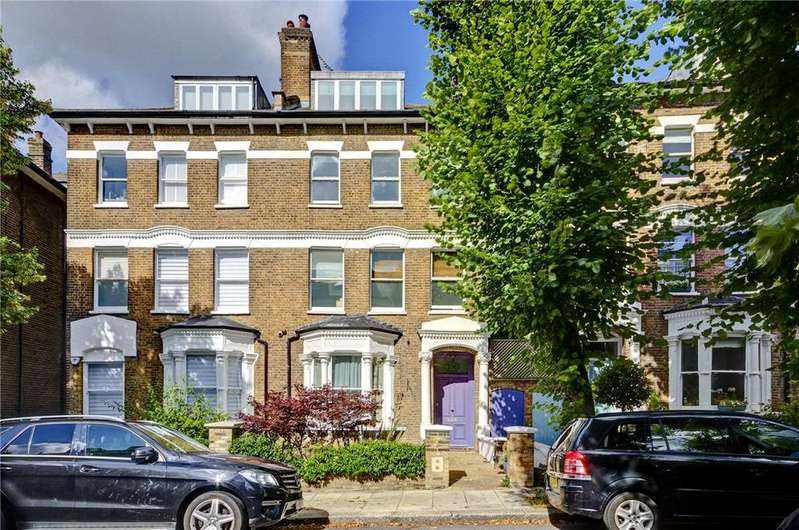 5 Bedrooms Semi Detached House for sale in South Hill Park, London, NW3