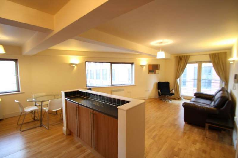 2 Bedrooms Apartment Flat for sale in HAMILTON HOUSE, 1 TRAFALGAR STREET, LS2 7BF
