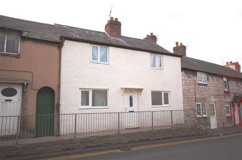 3 Bedrooms Terraced House for sale in Rhos Street, Ruthin