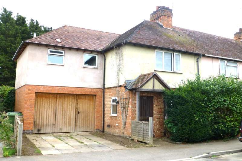 3 Bedrooms Terraced House for sale in Kings Road, Evesham, WR11