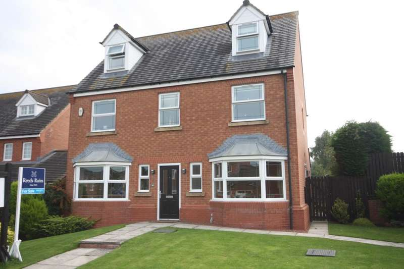 5 Bedrooms Detached House for sale in Campion Drive, Guisborough, TS14