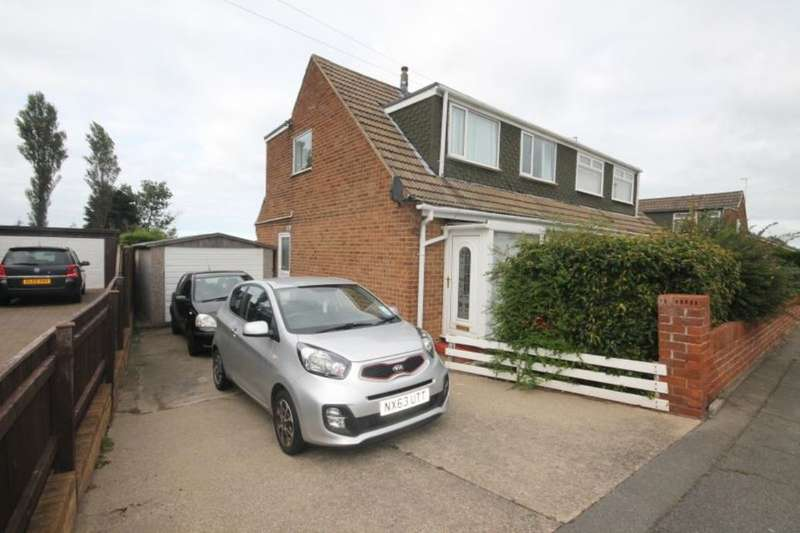 3 Bedrooms Semi Detached House for sale in Greta Road, Skelton-In-Cleveland, Saltburn-By-The-Sea, TS12