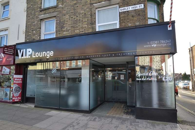 Shop Commercial for rent in Hair Salon, V I P Lounge, 60-62 Shirley High Street, Southampton, SO15 3NF