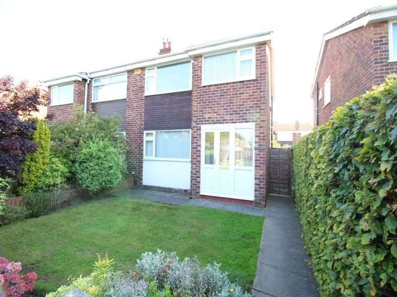 3 Bedrooms Semi Detached House for rent in Gardner Road, Formby, Liverpool, L37