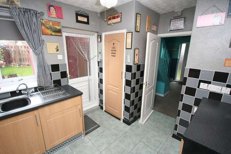 2 Bedrooms Terraced House for sale in Spencerfield Crescent, Middlesbrough, TS3