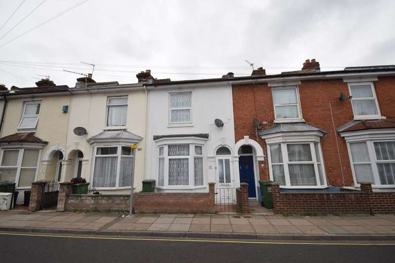 3 Bedrooms Terraced House for sale in Jessie Road, Southsea, PO4