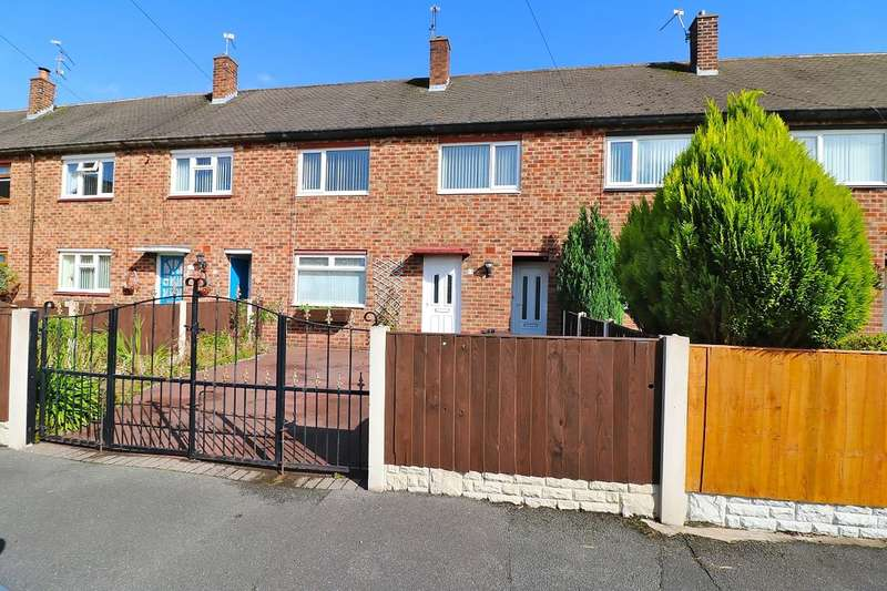 3 Bedrooms Terraced House for sale in Beeston Green, Great Sutton, Ellesmere Port, CH66