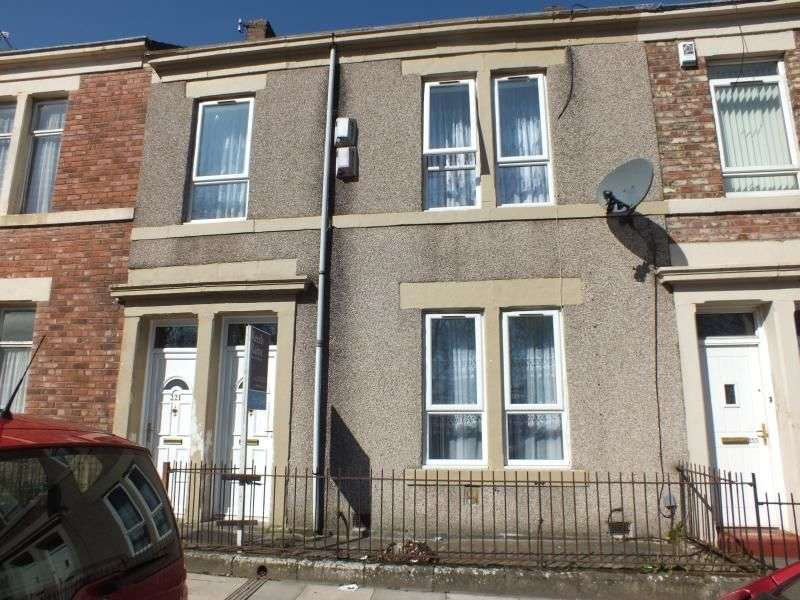 5 Bedrooms Flat for sale in Beaconsfield Street, Newcastle Upon Tyne, NE4
