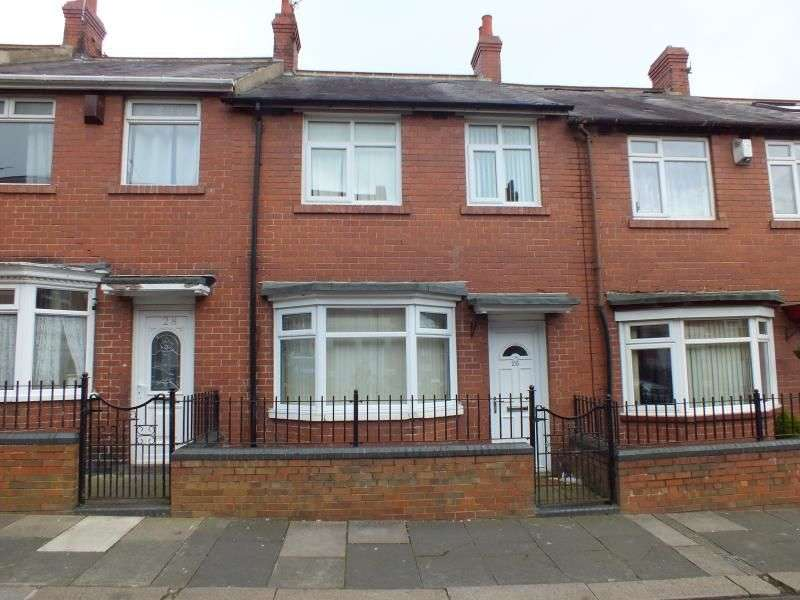 3 Bedrooms Property for sale in Ellesmere Road, Newcastle Upon Tyne, NE4