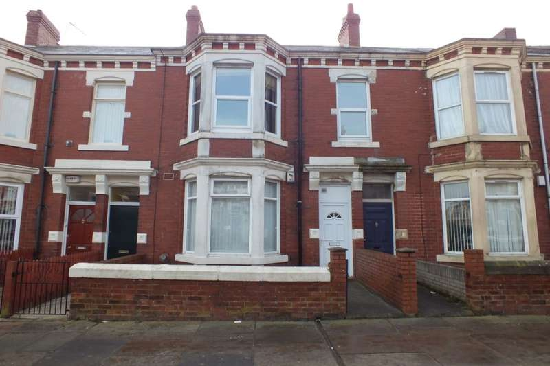 2 Bedrooms Flat for sale in Cartington Terrace, Newcastle Upon Tyne, NE6