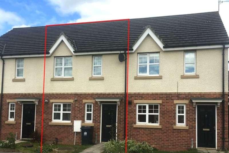 3 Bedrooms Terraced House for sale in Chestnut Drive, Darlington, DL1