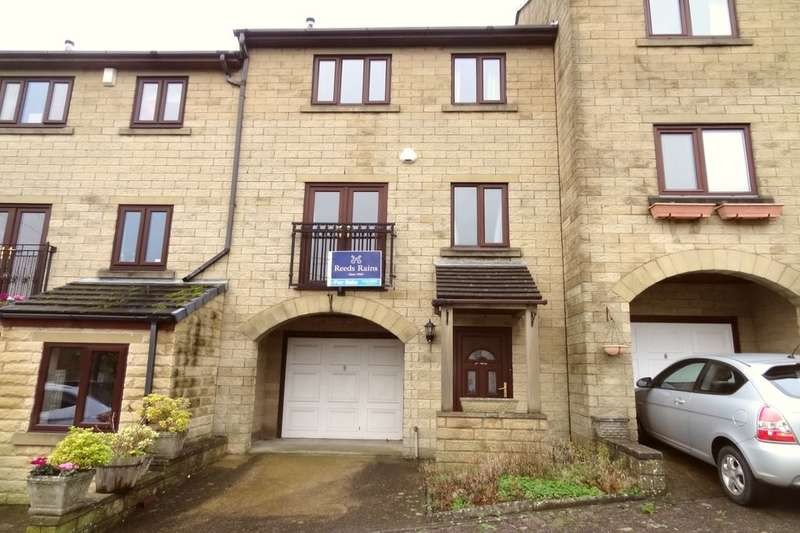 3 Bedrooms Terraced House for sale in Towngate Mews, Foulridge, Colne, BB8