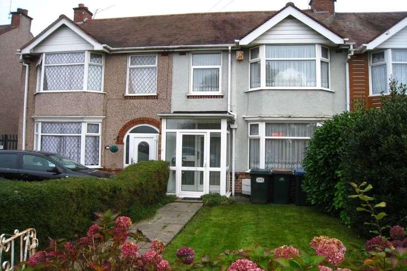 3 Bedrooms Terraced House for sale in Green Lane, Finham, Coventry, CV3