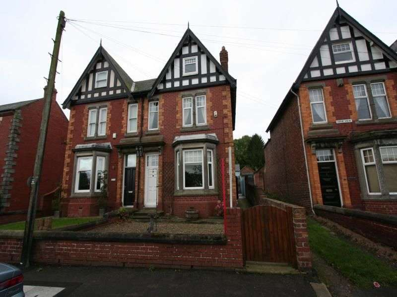 4 Bedrooms Semi Detached House for sale in Hillcrest Stockton Road, Castle Eden, Hartlepool, TS27
