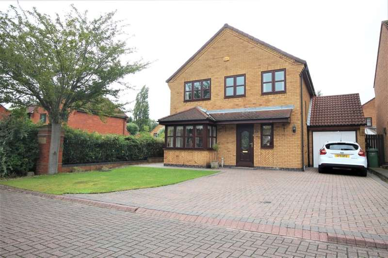 4 Bedrooms Detached House for sale in Spenborough Road, Stockton-On-Tees, TS19