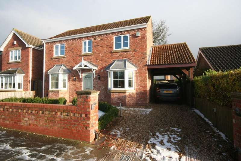 4 Bedrooms Detached House for sale in Hylton Road, Hartlepool, TS26
