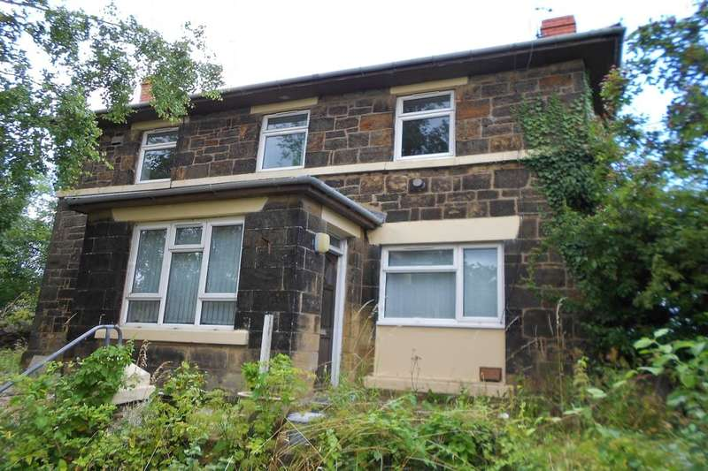 2 Bedrooms Semi Detached House for sale in Epworth Close, Moss, Wrexham, LL11