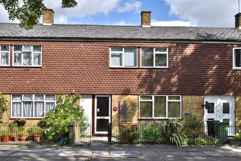 3 Bedrooms House for rent in Foxborough Gardens SE4