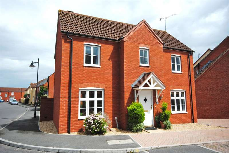 3 Bedrooms House for sale in Burge Meadow, Cotford St. Luke, Taunton, Somerset, TA4