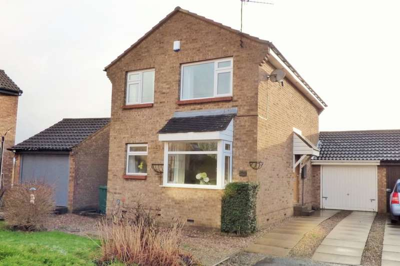 4 Bedrooms Detached House for sale in Bartle Gill Drive, Baildon, Shipley, BD17