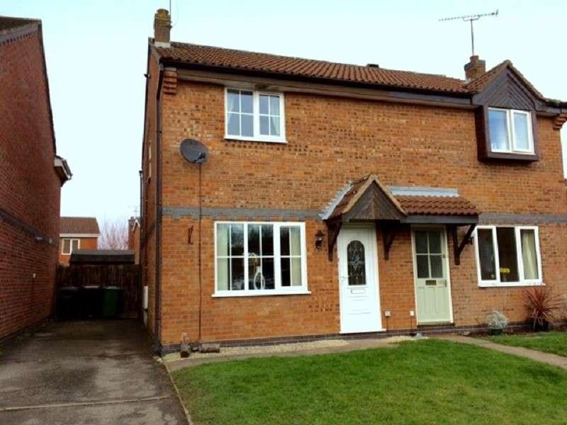 3 Bedrooms Semi Detached House for sale in Launceston Drive, Nuneaton, Warwickshire. CV11 6FT
