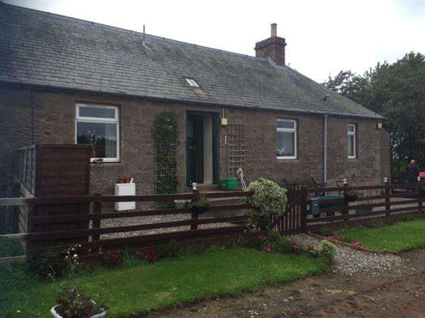 2 Bedrooms Cottage House for rent in West Cultmulundie Cottage, Tibbermore