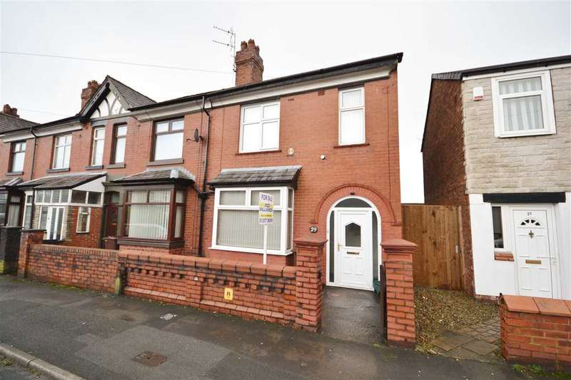 3 Bedrooms End Of Terrace House for sale in Mayfield Road, Chorley