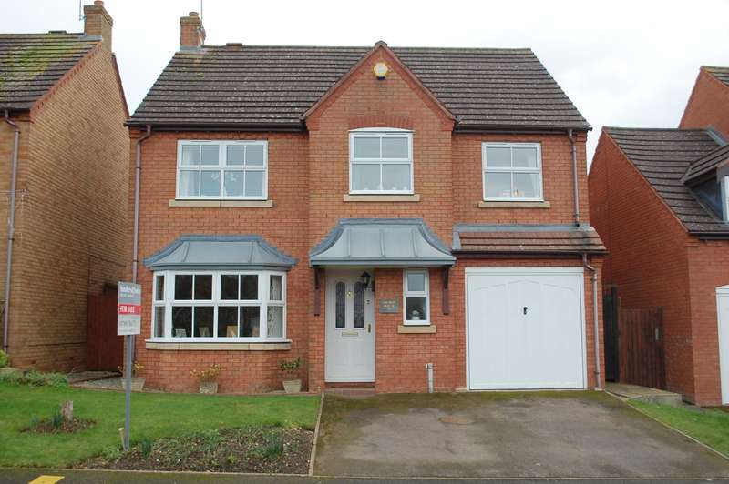 5 Bedrooms Detached House for sale in Ebsdorf Close, Bidford On Avon, B50