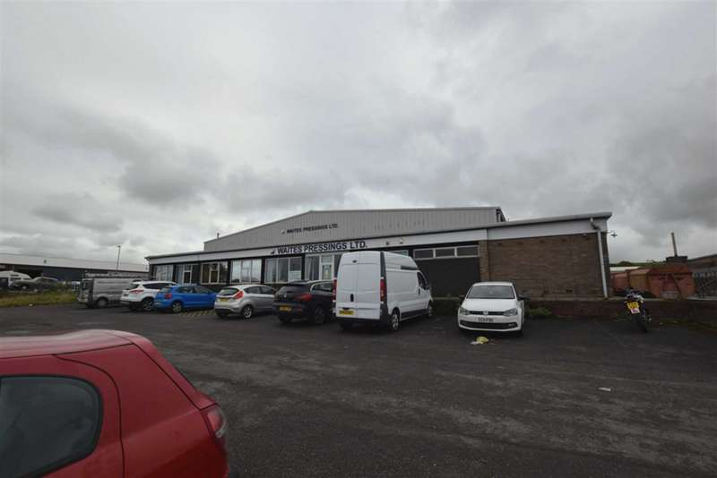 Commercial Property for sale in Park Road, Barrow In Furness, Cumbria