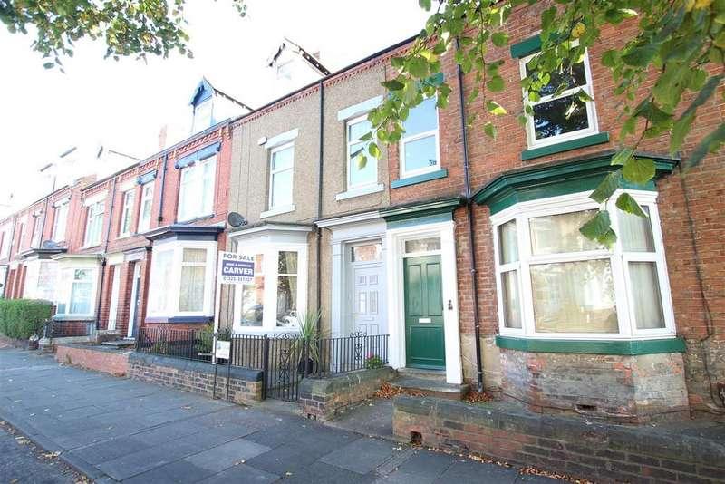 5 Bedrooms Terraced House for sale in Greenbank Road, Darlington