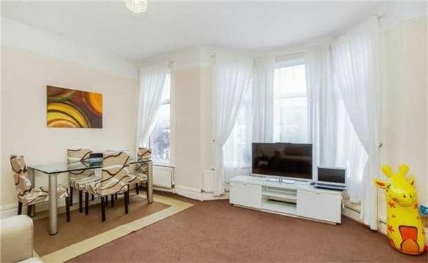 2 Bedrooms Flat for sale in Buchanan Gardens, Kensal Rise, London