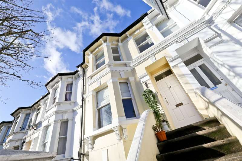 2 Bedrooms Flat for sale in Westbourne Street, Hove, East Sussex, BN3